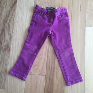 Mini Boden girls pants